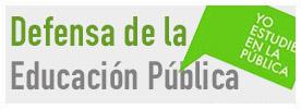 Defensa Educacion Publica